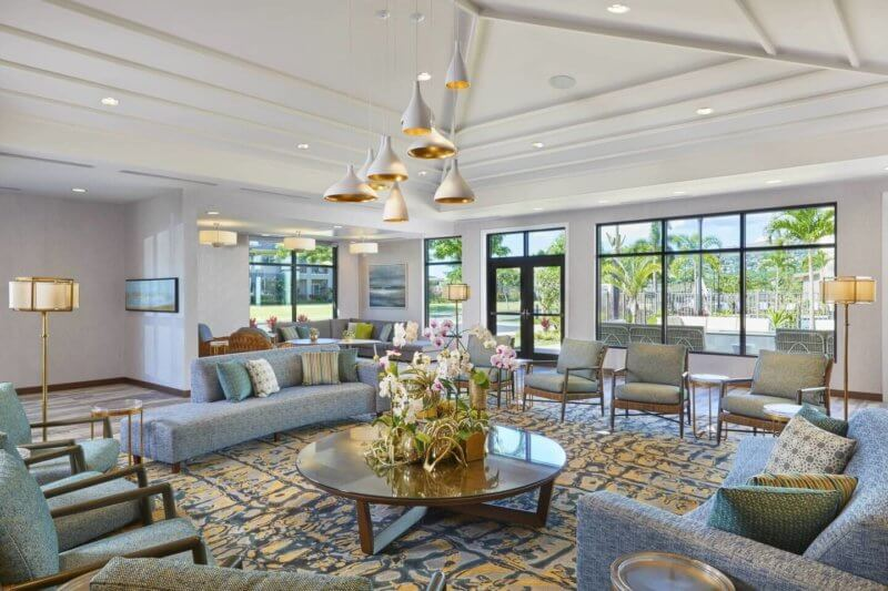 【lobby】Residence-inn